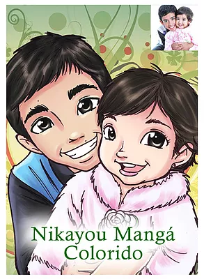 Nikayou Mangá Colorido