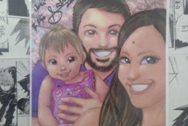Família Sabrina Sato