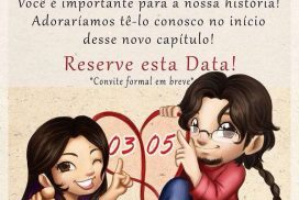 Especial Save the date